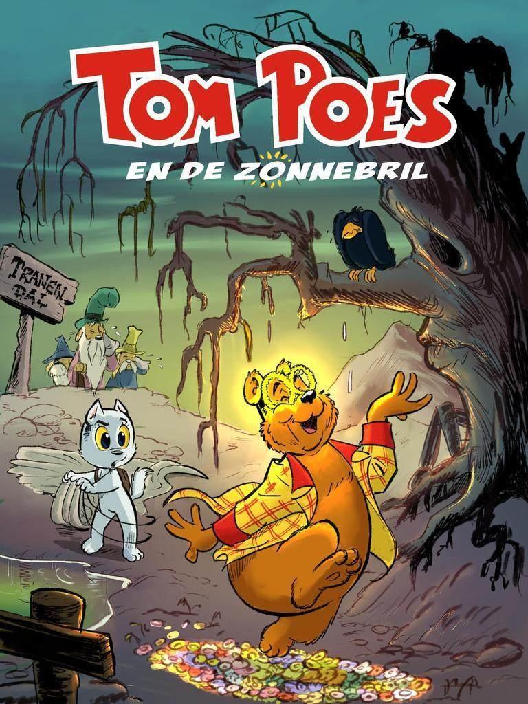 e6b7a7ccb6d8d7 Tom Poes  Uitgeverij Cliché  5. En de zonnebril - Senor Hernandez